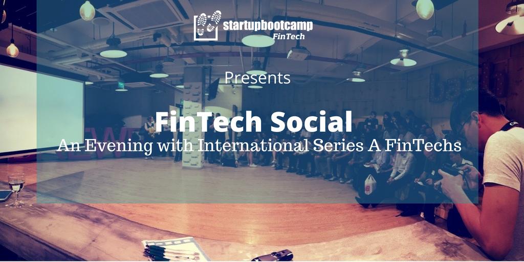 FinTech Social Singapore