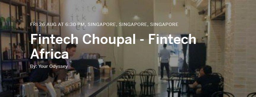 Fintech Choupal - Fintech Africa