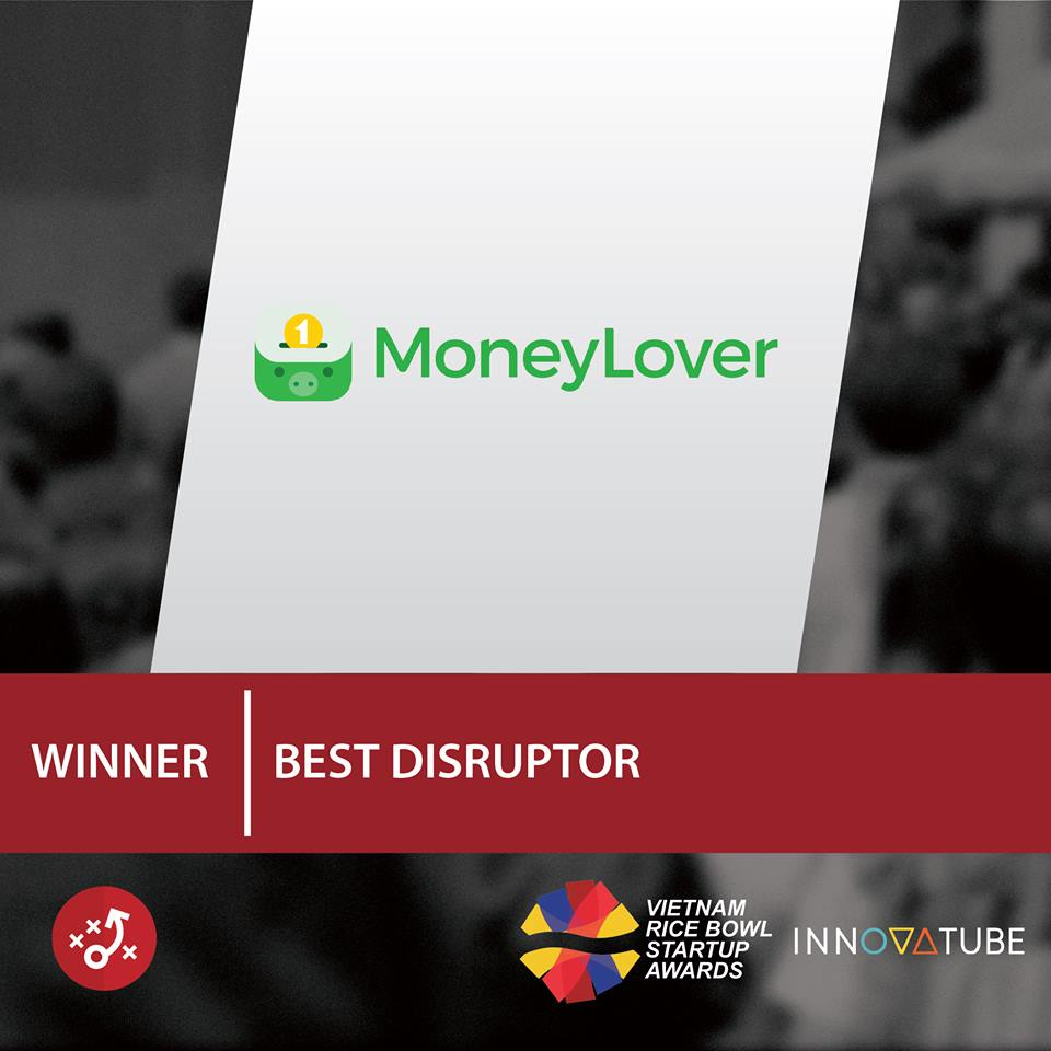 Best Disruptor: Money Lover