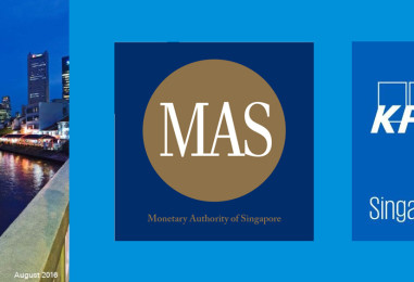 """KPMG and MAS on Electronic Payments With """"Singapore Payments Roadmap"""""""
