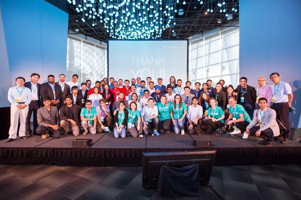 Startupbootcamp Fintech Singapore 2016 Startups