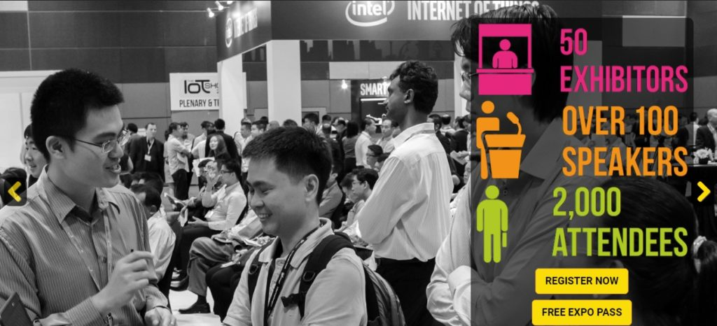 THE IOT SHOW ASIA