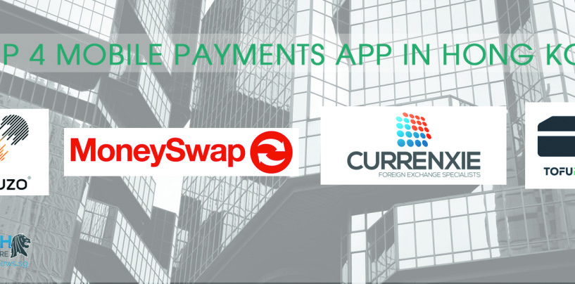 Top 4 Mobile Payment Apps in Hong Kong
