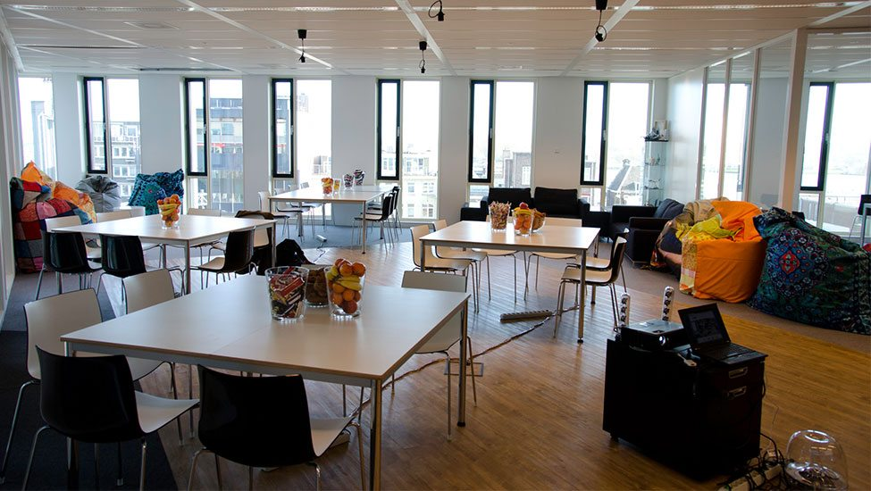 adyen headquarter