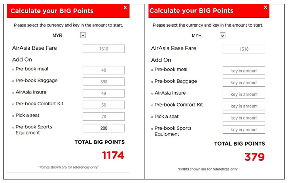 calculate-BIG-points