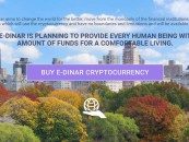E-Dinar Coin: Revolutionary New-Generation Cryptocurrency