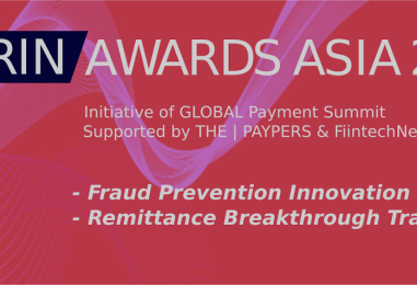 Florins Awards Asia and GLOBAL Payment Summit 2016