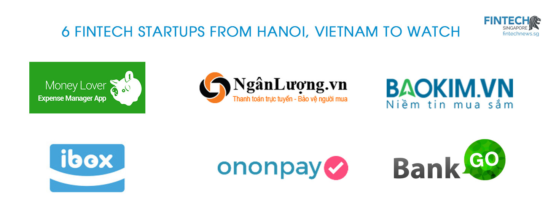 6 Fintech Startups From Hanoi, Vietnam to Watch