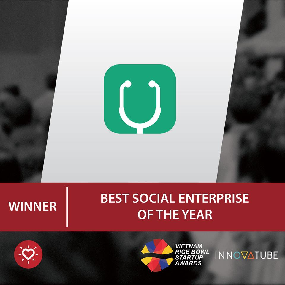 udoctor best social enterprise of the year