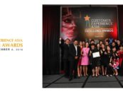 2016 Excellence in Customer Experience Awards Winners Announced
