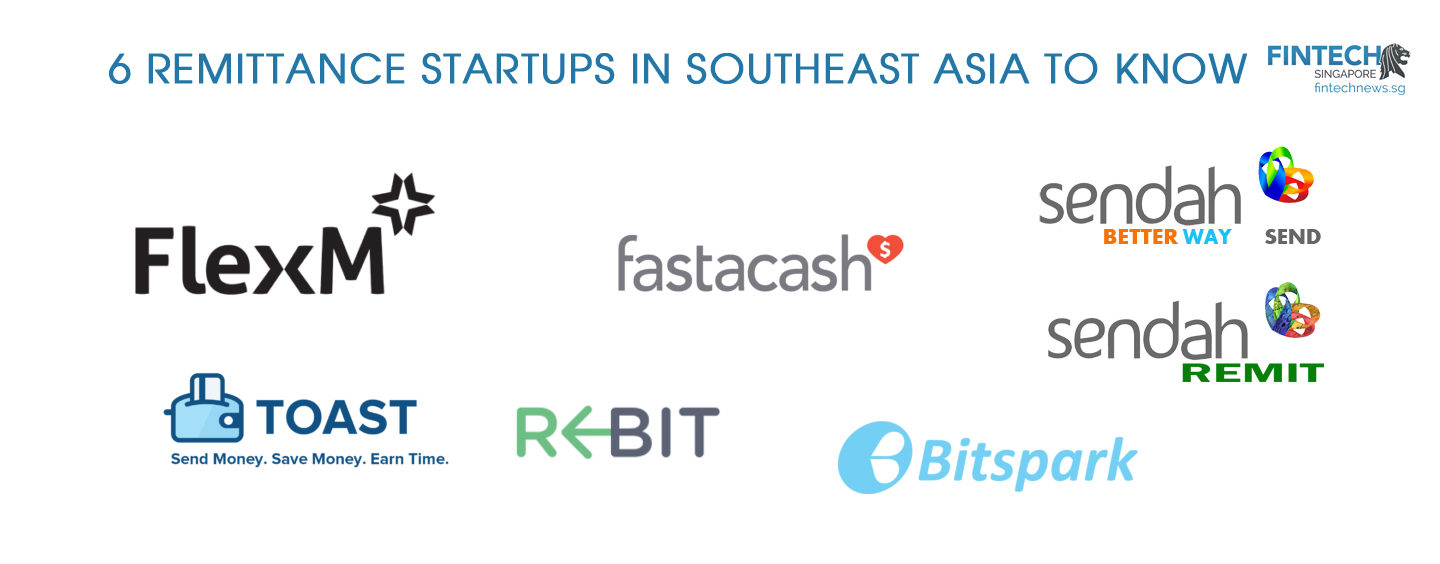 6 Remittance Startups in Southeast Asia to Know