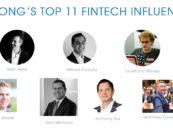 Hong Kong's Top 11 Fintech Influencers
