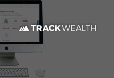 TrackWealth: First Portfolio Aggregation PFM Tool in Singapore
