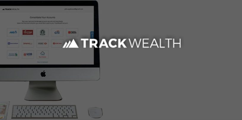 TrackWealth: First Portfolio Aggregation PFM Tool in Singapore