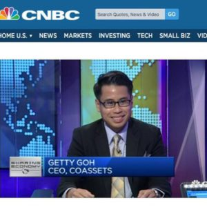 Getty Goh - CEO at CoAssets Ltd (NSX Quote: CAX)