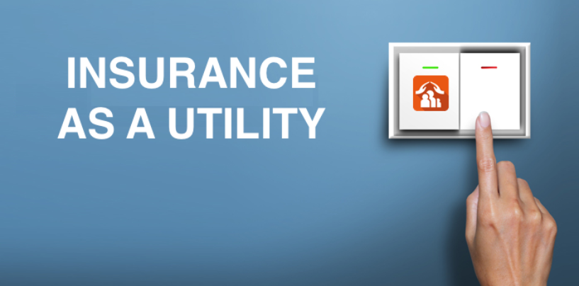 Could InsurTech Revolutionise Insurance Into a Utility, as Accessible as Electricity?