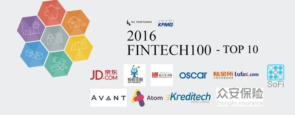 The 2016 Fintech 100