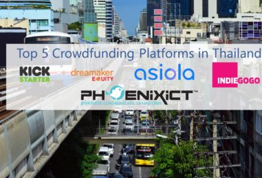 Top 5 Crowdfunding Platforms for Thailand