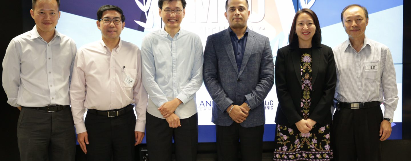 MAS and Local Polytechnics sign MOU to Promote Skills Development in FinTech