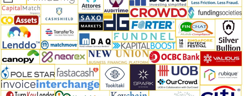 Singapore Fintech Awards 2016 Announces 40 Finalists