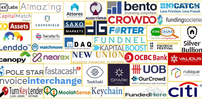 Singapore Fintech Awards 2016 Announces 40 Finalists