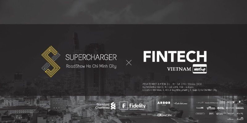Fintech Networking Night - SuperCharger RoadShow HCMC