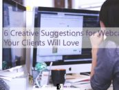 6 Creative Suggestions for Webcasts Your Clients Will Love