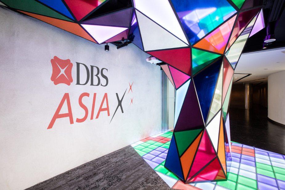 DBS ASIA X