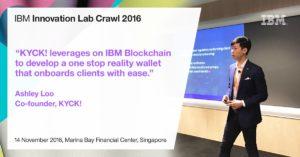 ashley-loo-co-founder-of-kyck-ibm-innovation-lab-crawl-via-ibmsingapore-twitter
