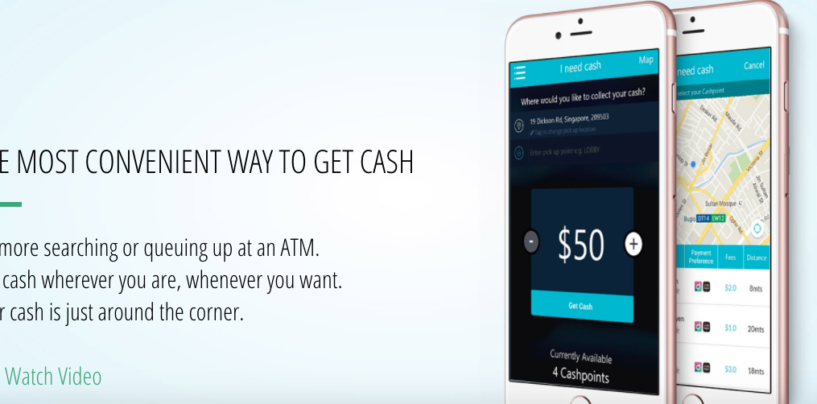 Singaporean Fintech Startup SoCash Seeks To Disrupt The Supply Chain Of Cash (with the Help of MAS)