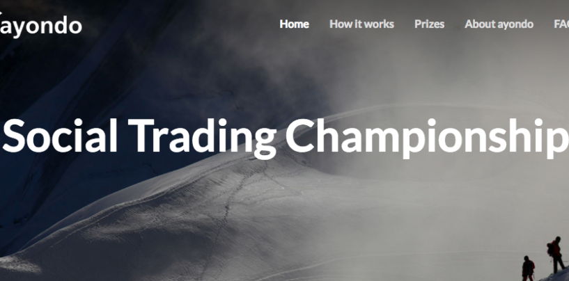Social Trading Championship Seeks Top Traders: The Hardest Trading Challenge in the World
