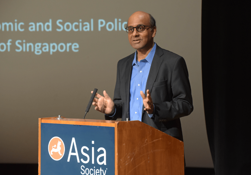 tharman-shanmugaratnam virtual digital banking license