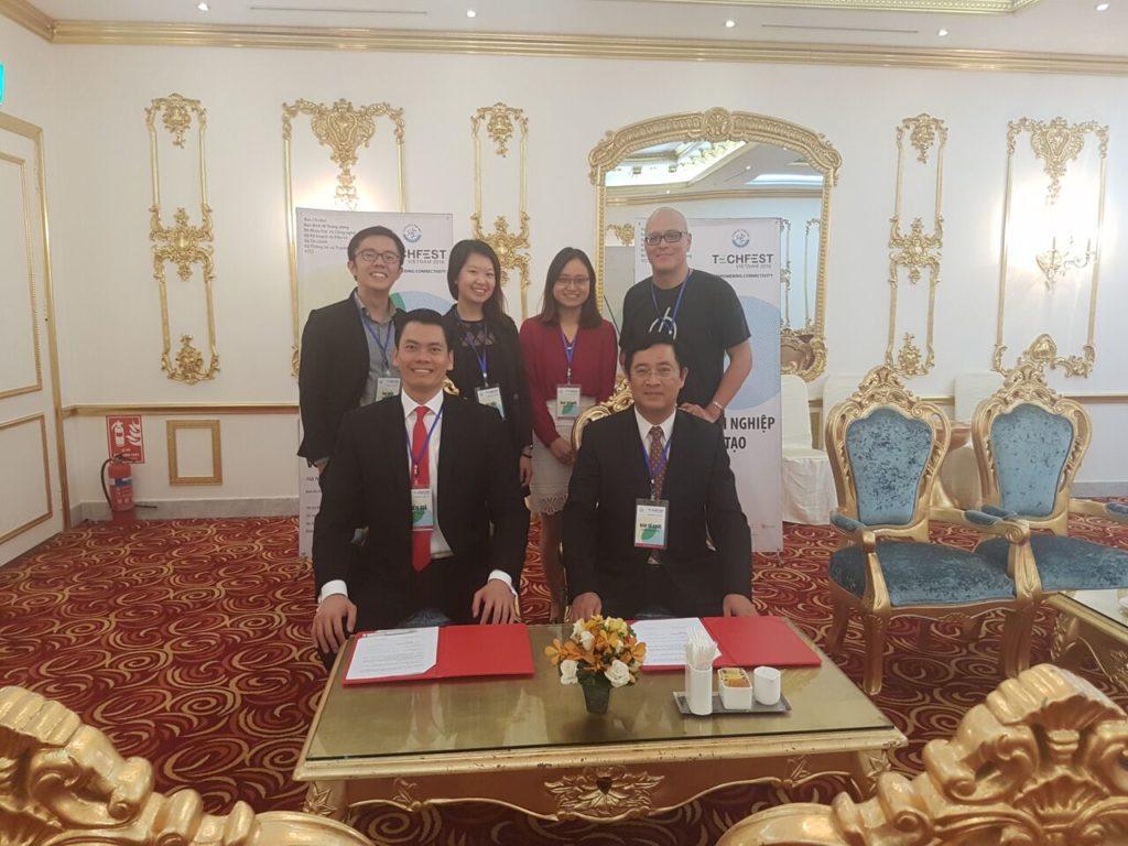 Singapore's ACE and Vietnam's NATEC