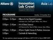 Allianz's Asia Lab invites start-ups to reinvent insurance with new Digital Arena platform
