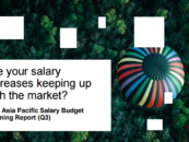 APAC Banking Salary Increases to Slow in 2017, but Pay for Fintech/Digital Roles to Hold Firm
