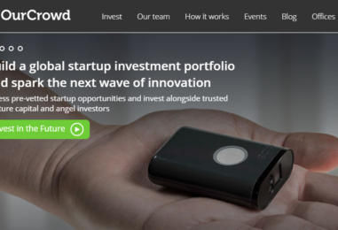 OurCrowd an Equity Crowdfunding Opens Singapore Office and Appoints new MD