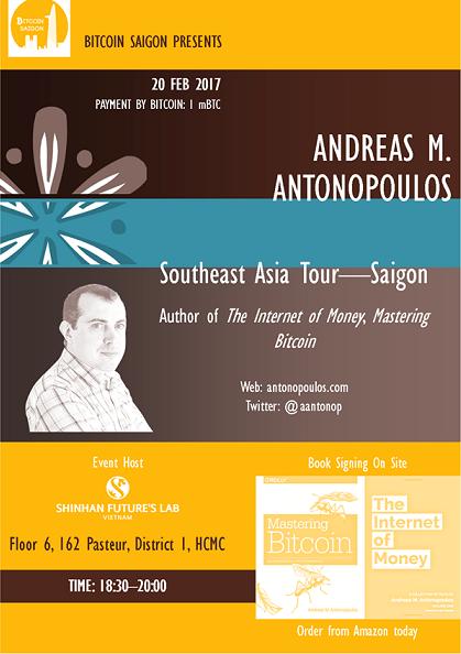 Antonopoulos Bitcoin Saigon