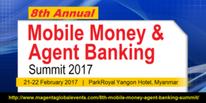 Mobile Money & Agent Banking Summit 2017