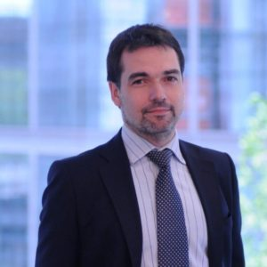 Olivier Berthier CEO co-founder of Moneythor