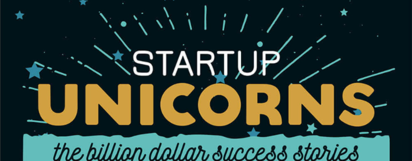 Infographic: What Goes Into Startup Unicorns?