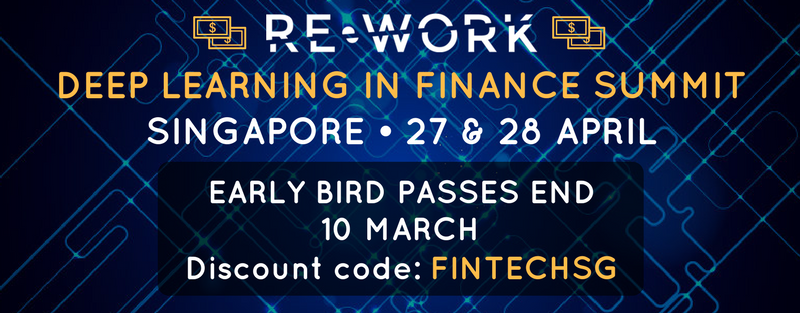 DEEP LEARNING IN FINANCE SUMMIT