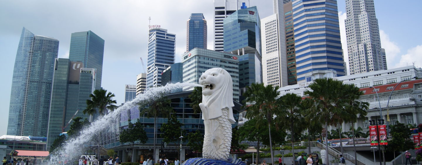 Fintech In Singapore: January 2018 News Roundup