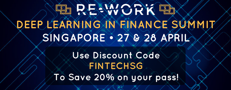 deep learning finance summit singapore