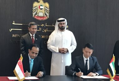 Singapore and Abu Dhabi Collaborate to Foster FinTech Innovation and Cross-Border Activities