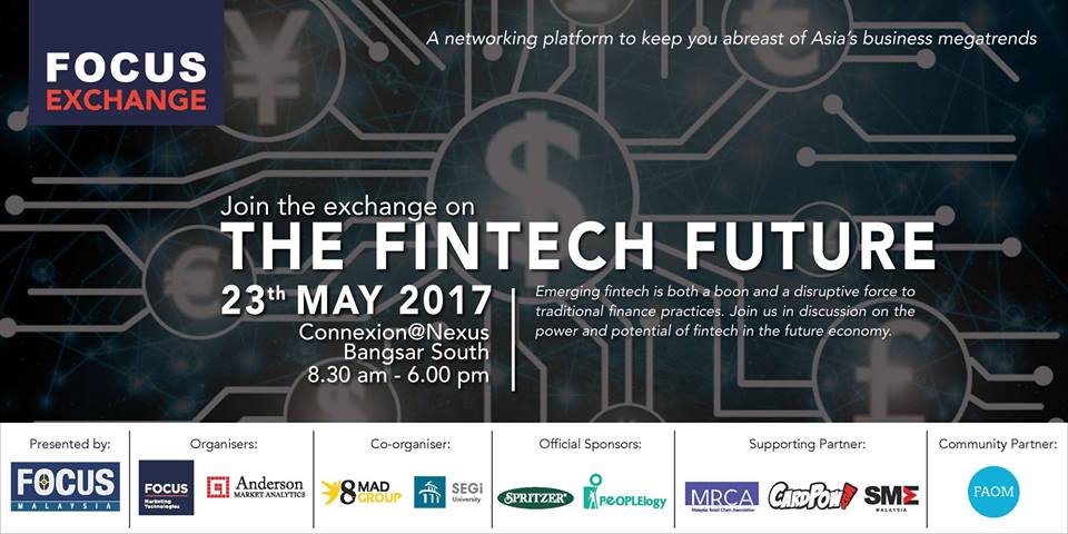 Upcoming Fintech Events In Malaysia Fintech Singapore