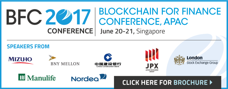 Blockchain for Finance 2017