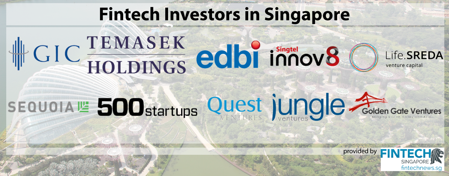 Fintech Investors in Singapore