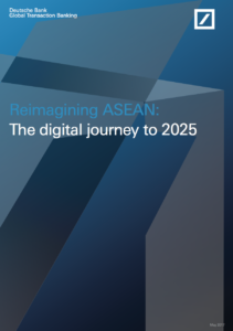 Reimagining ASEAN Digital Jouney to 2025 Cover