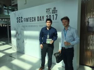 SEC Bangkok FinTech Day 2017(2)
