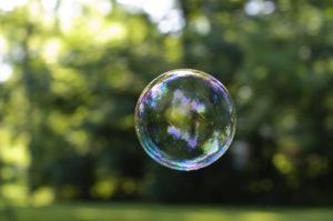 ICO bubble
